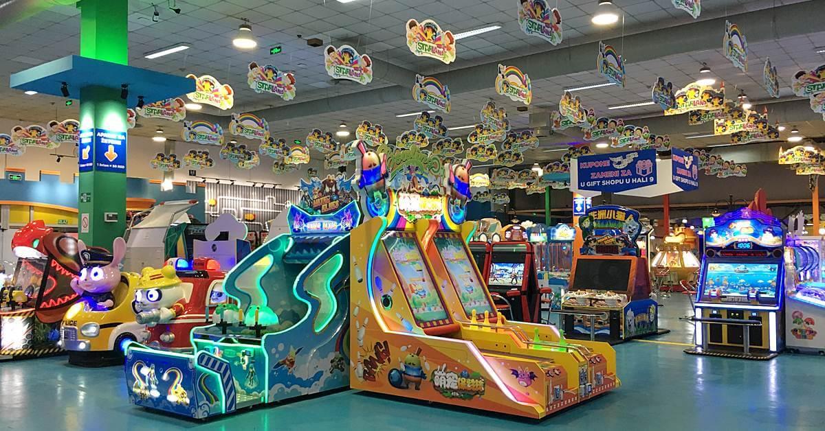 Zabavni park Starland – atrakcija za sve generacije