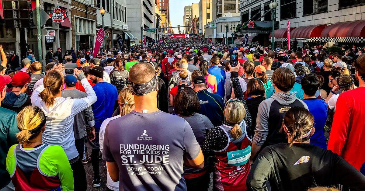 Učesnici na maratonu