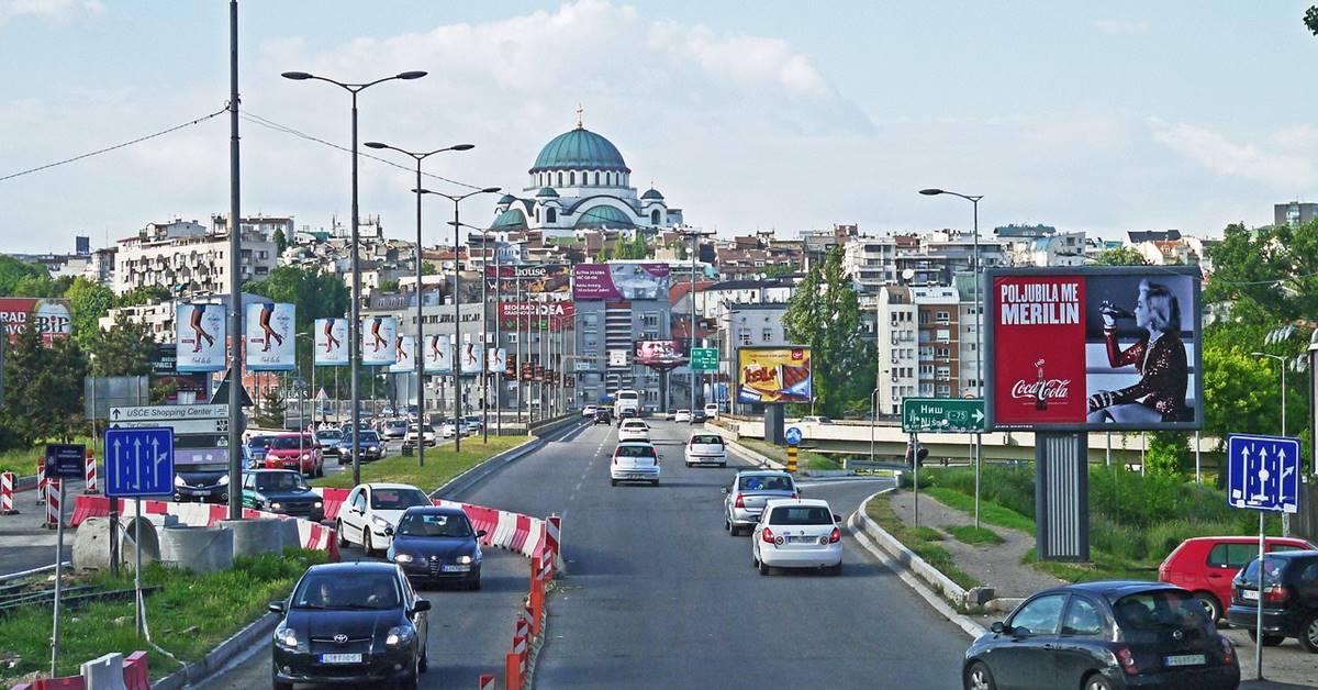 Autokomanda u Beogradu