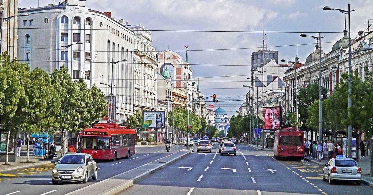 Saobraćaj u Beogradu