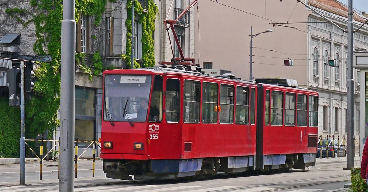 Tramvaj u Beogradu