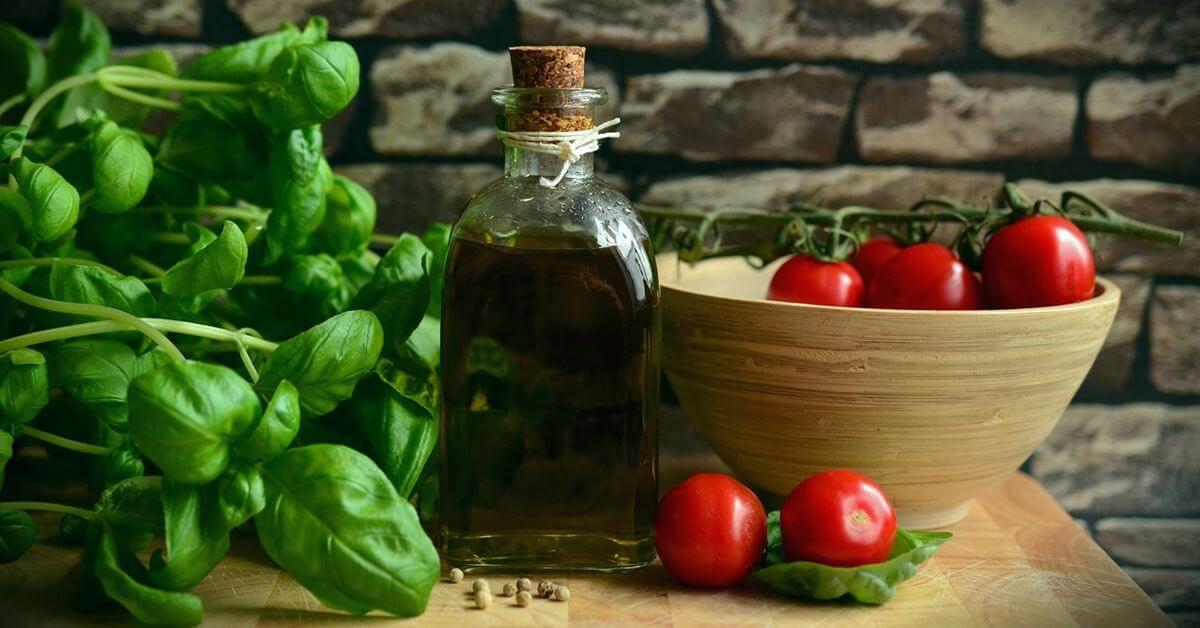 Bosiljak i paradajz