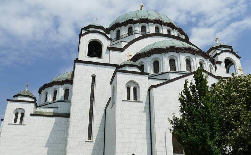 Hram Svetog Save – glavni simbol Beograda