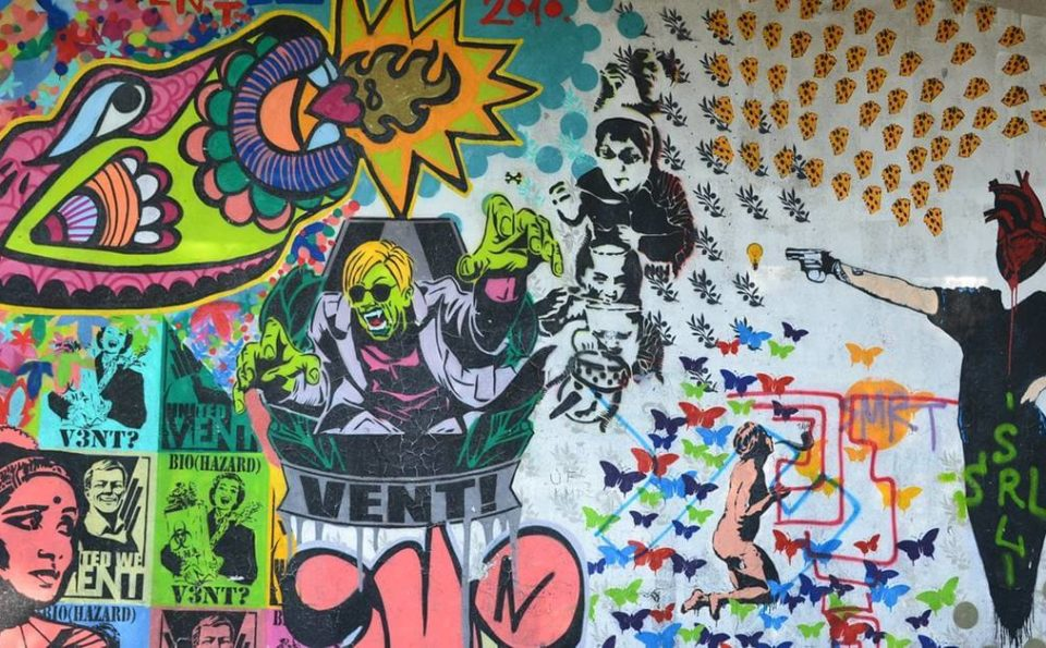 Hipsterska tura u Beogradu