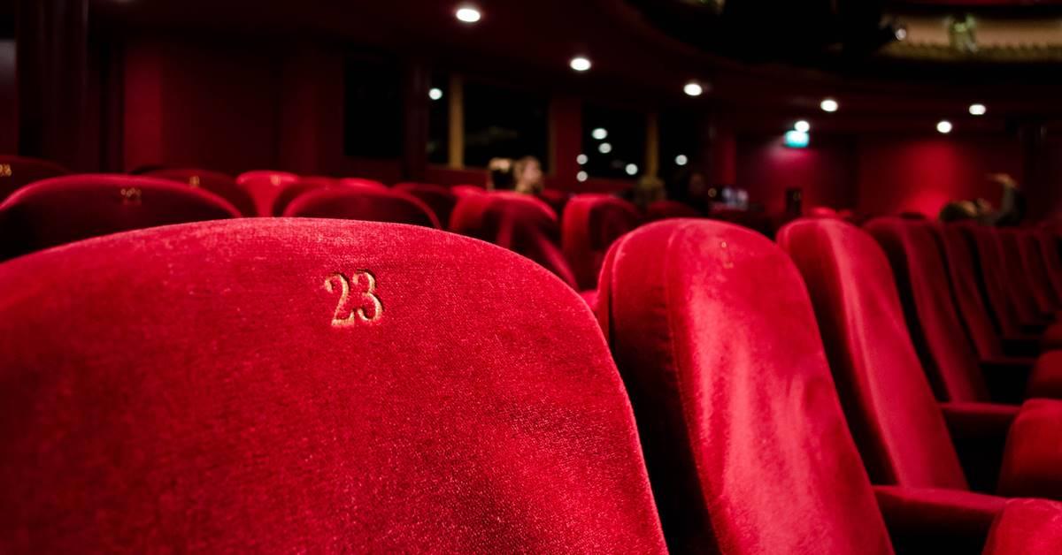 sedista u bioskopu
