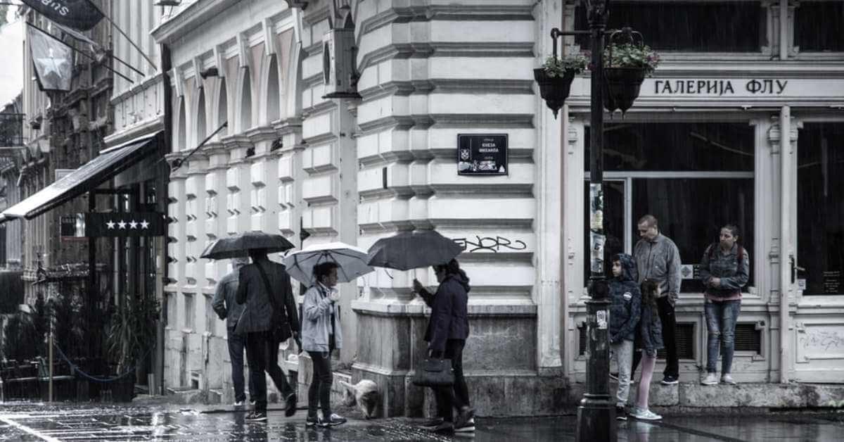 knez mihailova ulica