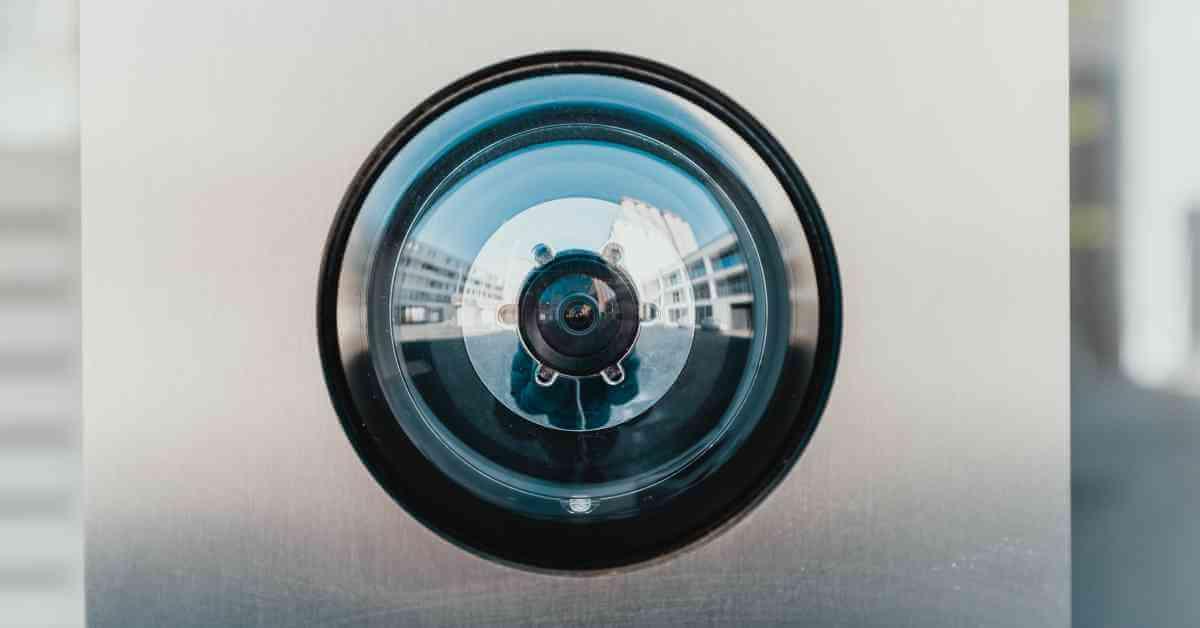 Moderna bezbednosna kamera