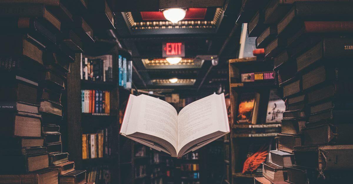 otvorena knjiga