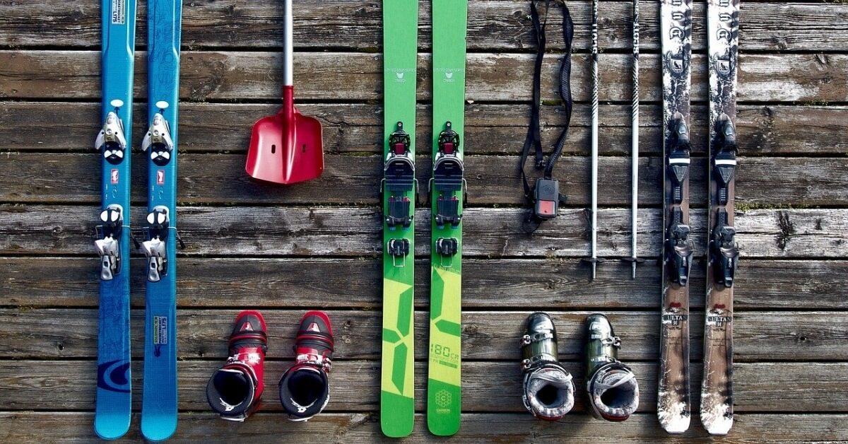Ski oprema za podu