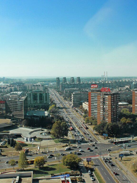 Beogradski neboderi – zanimljivosti o arhitekturi naše prestonice